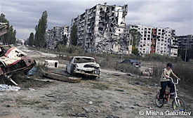 報じられなかった10の人道危機 チェチェン3