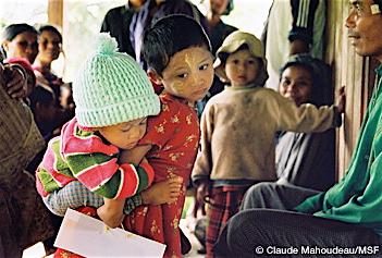 報じられなかった10の人道危機 ミャンマー1