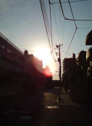 20080211夕日0