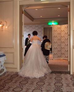 20080223よっちゃん結婚式 退場