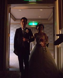 20080223よっちゃん結婚式 入場