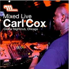 Mixed Live Carl Cox (Crobar Nightclub,Chicago)