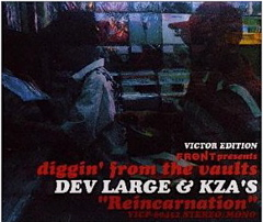 FRONT presents diggin from the vaults Reincarnation DEV LARGE & KZAS (VICTOR EDITION)