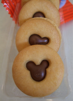 ミッキーチョコ2