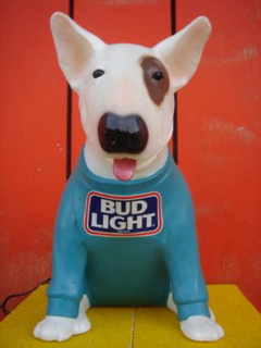 BUD LIGHT/Spuds Mackenzie
