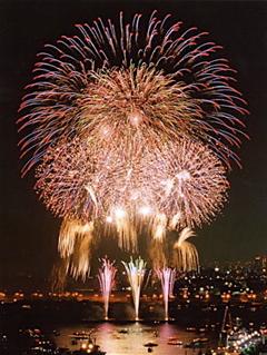 横浜国際花火大会2008.7.20.