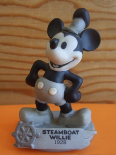 STEAMBOAT WILLIE 1928 - 1