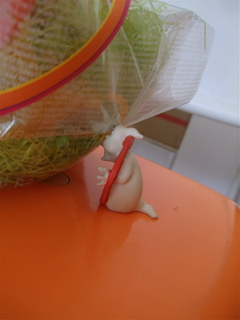 ラッピング エビの天ぷら2