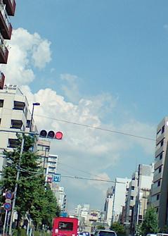 20080806夏の雲