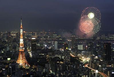 東京湾大華火祭20080810