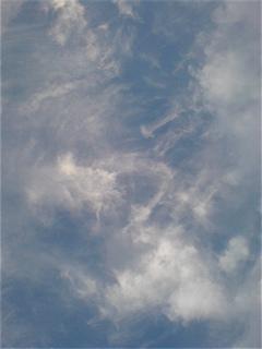 20080901 荒川の土手 空 5