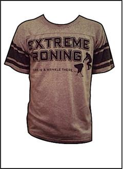 エクストリーム・アイロニング・ジャパン公認Tシャツ