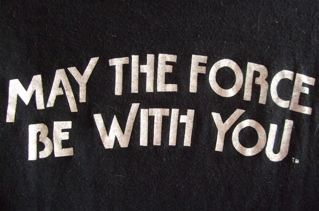 STAR WARS - MAY THE FORCE BE WITH YOU 4
