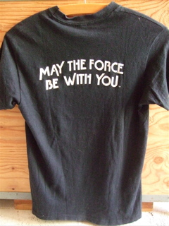 STAR WARS - MAY THE FORCE BE WITH YOU 5
