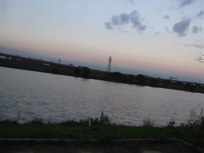 20081125荒川の土手6