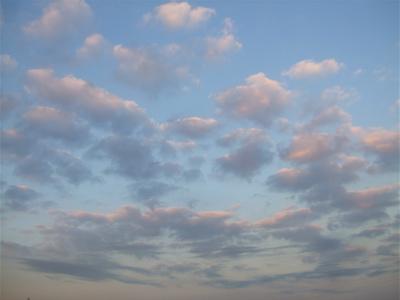 20081201荒川の土手夕焼け5