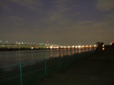 20081201荒川の土手夕焼け25