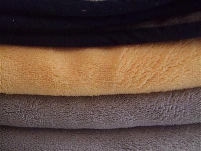 カラーアソート毛布3
