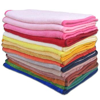 カラーアソート毛布4