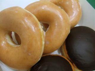 Krispy Kreme Doughnuts クリスピークリームドーナツ 2