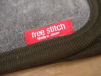 FREE STITCH; ブルキナコットンマナーバンド2