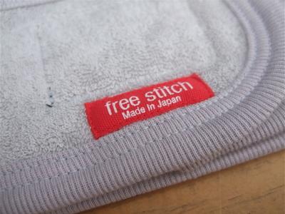FREE STITCH; ブルキナコットンマナーバンド4