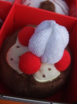 わんちゃんのケーキのおもちゃ2