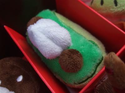 わんちゃんのケーキのおもちゃ4