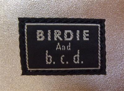 BIRDIE(バーディ) アポロキャリー キャリーバッグ ゴールド レッド スター スタッズ 8