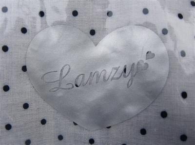 LAMZY ラムジー ポケットギャザーキャリー キャリーバッグ トリコロール 1