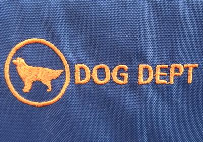 DOG DEPT ドッグデプト キャリーバッグ ナイロン ネイビー グリーン フントヒュッテ hundehutte 3