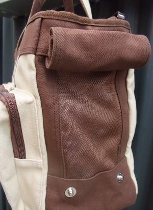 design f デザインエフ DFD ディーエフディー canvas dog carry キャンバスドッグキャリーバッグ 4