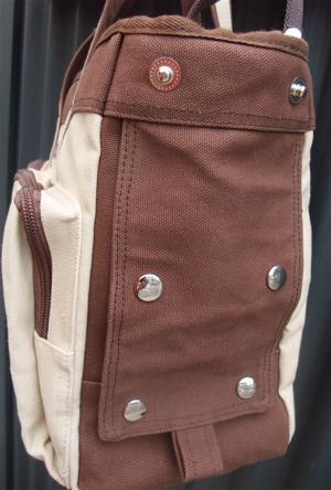 design f デザインエフ DFD ディーエフディー canvas dog carry キャンバスドッグキャリーバッグ 5