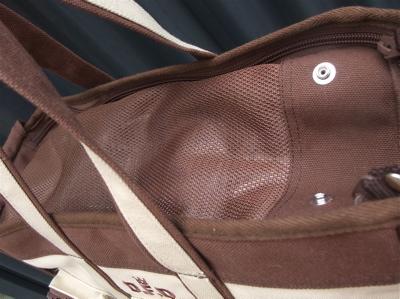 design f デザインエフ DFD ディーエフディー canvas dog carry キャンバスドッグキャリーバッグ 6