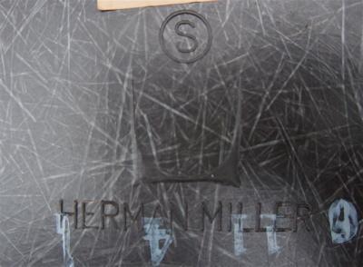 HERMAN MILLER社製 イームズデザイン ファブリック張り ヴィンテージチェア サイドシェルチェア Hベース チャールズ&レイ 5