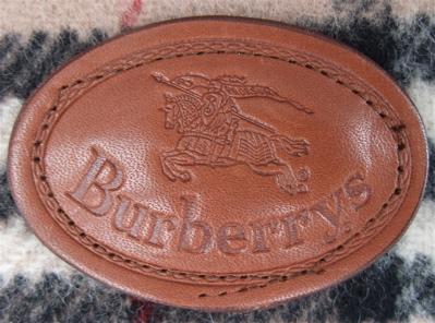 Burberrys バーバリー ウールチェックコート ドッグウェア 犬用ウェア 3