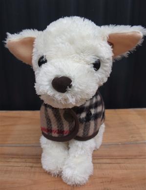 Burberrys バーバリー ウールチェックコート ドッグウェア 犬用ウェア 6
