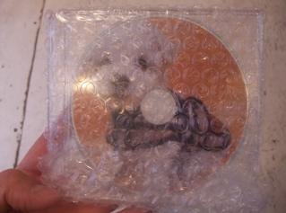ビションフリーゼ フントヒュッテ hundehutte ぷちぷち エアパッキン 梱包 1