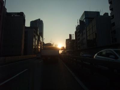 旅の記憶 大阪 サンセット 2