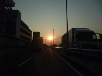 旅の記憶 大阪 サンセット 7