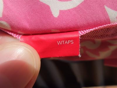 W-TAPS WTAPS W)TAPS ダブルタップス ウエストバッグ TET 西山徹 フントヒュッテ トリミングサロン 東京 文京区 4.jpg