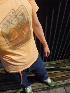 フントヒュッテ hundehutte トリミングサロン 東京 文京区 STAR WARS ヴィンテージTシャツ スター・ウォーズ TMT ウエアハウス WAREHOUSE 1001XX NIKE アメカジ 古着.jpg