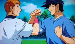 MAJOR メジャー 茂野吾郎 しげのごろう ピッチャー 時速100マイルを超えるジャイロボール(ストレート)が武器 野球 NHKアニメワールド フントヒュッテ 1.jpg