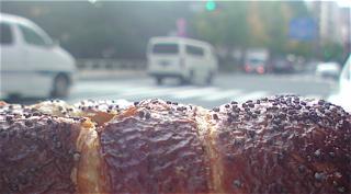 あんこギッフェリナチュラルローソン焼きたてパンベーカリークロワッサンフントヒュッテ東京ビションフリーゼブリーダー文京区トリミングサロン本郷通り.jpg