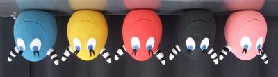 たまごちゃんデビルたまごちゃんカウボーイたまごちゃんシェフたまごちゃんランコサンジョルティ犬グッズフントヒュッテ東京ビショントリミング文京区3.jpg
