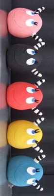 たまごちゃんデビルたまごちゃんカウボーイたまごちゃんシェフたまごちゃんランコサンジョルティ犬グッズフントヒュッテ東京ビショントリミング文京区4.jpg