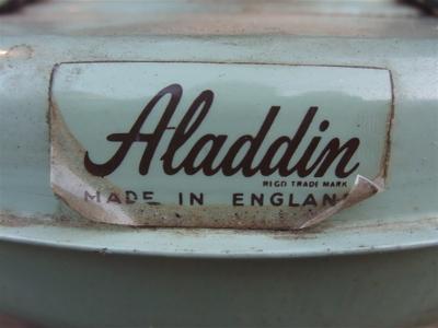 Aladdin BLUE FLAME STANDARD SERIES 32 MADE IN ENGLAND アラジンブルーフレーム 石油ストーブ ビンテージストーブ ヴィンテージストーブ フントヒュッテ トリミング 2.jpg