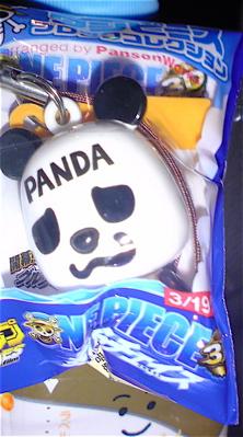 ワンピースブロックコレクションサンジミホークシャンクスバギールフィチョッパーゾロエース白ひげシークレットパンダマンPANDAnatchan!なっちゃんりんご5.jpg