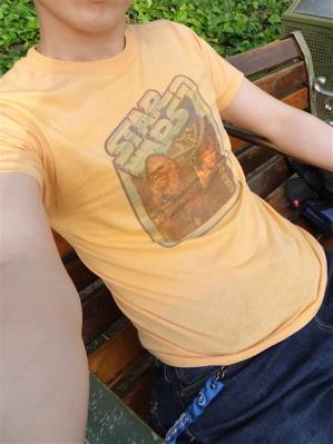 STAR WARSスター・ウォーズヴィンテージTシャツ染込みプリント染込Tシャツ1980年代80sハン・ソロチューバッカジョージ・ルーカスダース・ベイダーレアフィギュア.jpg