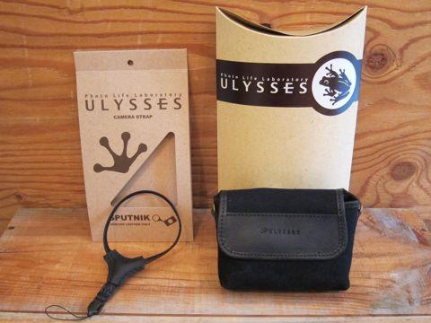 ULYSSESユリシーズSPUTNIK2スプートニク2Linoリネン&帆布カメラケース「リノ」デジカメカメラケースカメラストラップオシャレカメラケースCANON PowerShot S95キャノンのデジカメ2.jpg
